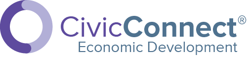 CivicConnect Economic Development Logo