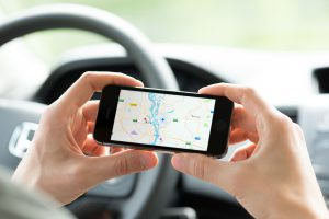 Navigation On Smartphone